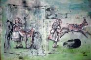 Dagmar Sissolak_Alice and fawn