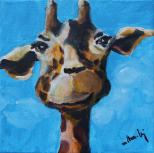 P. von Ehren-Hiry - Giraffe
