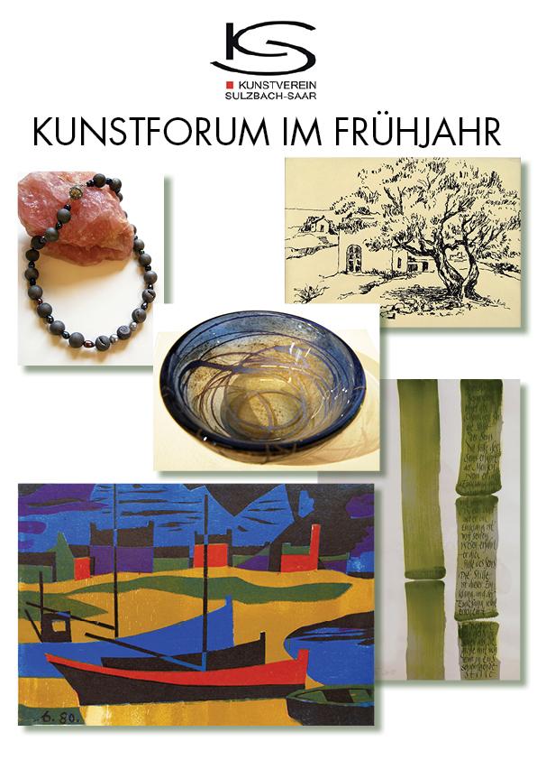 Einladung Kunstforum